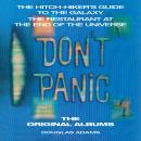 The Hitchhiker's Guide to the Galaxy: The Original Albums: Two full-cast audio dramatisations Audiobook