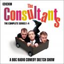 The Consultants: The Complete Series 1-4: The BBC Radio 4 comedy sketch show Audiobook