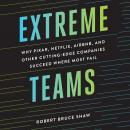Extreme Teams: Why Pixar, Netflix, AirBnB, and Other Cutting-Edge Companies Succeed Where Most Fail, Robert Bruce Shaw