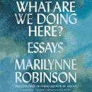 What Are We Doing Here?: Essays Audiobook