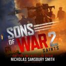 Sons of War 2: Saints Audiobook