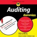 Auditing for Dummies, Marie Loughran