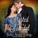 It Started With A Scandal Audiobook