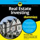 Real Estate Investing for Dummies: 4th Edition, Robert S. Griswold, Eric Tyson