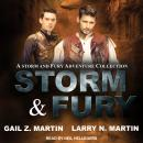 Storm & Fury: A Storm & Fury Adventures Collection Audiobook