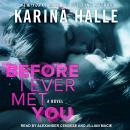 Before I Ever Met You, Karina Halle
