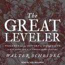 Great Leveler: Violence and the History of Inequality from the Stone Age to the Twenty-First Century, Walter Scheidel
