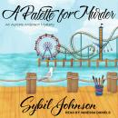 A Palette for Murder Audiobook