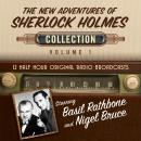 New Adventures of Sherlock Holmes, Collection 1, Black Eye Entertainment