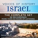Voices of History Israel: The Complete Set Audiobook