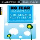 A Midsummer Night's Dream (No Fear Shakespeare) Audiobook