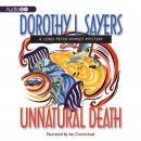 Unnatural Death Audiobook