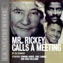 Mr. Rickey Calls a Meeting Audiobook