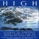 High:  Stories of Survival From Everest and K2 Audiobook