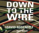 Down to the Wire, David Rosenfelt