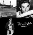 Voices of Baseball's Shot Heard Round The World Audiobook