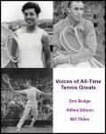 Voices of All-Time Tennis Greats Audiobook