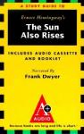 Sun Also Rises: An A+ Audio Study Guide Audiobook