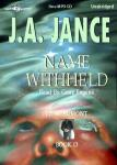 Name Withheld, J. A. Jance