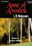 Anne of Avonlea, LM Montgomery