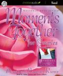 Moments Together For Couples: Devotions for Drawing Near to God & One Another, Barbara Rainey