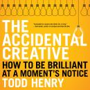 Accidental Creative: How to Be Brilliant at a Moment's Notice, Todd Henry