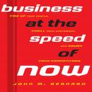 Business At the Speed of Now: Fire Up Your People, Thrill Your Customers, and Crush Your Competitors, John M Bernard