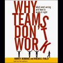 Why Teams Don't Work, Michael Finley, Harvey Robbins