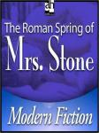 Roman Spring of Mrs. Stone, Tennessee Williams