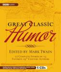 Great Classic Humor: Edited by mark Twain, Various Authors , Mark Twain