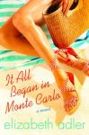It All Began in Monte Carlo, Elizabeth Adler