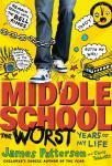 Middle School, The Worst Years of my Life, Chris Tebbetts, James Patterson