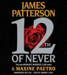12th of Never, Maxine Paetro, James Patterson