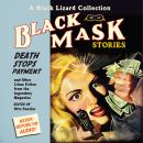 Black Mask 10: Death Stops Payment: And Other Crime Fiction from the Legendary Magazine Audiobook