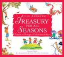 Julie Andrews' Treasury for All Seasons: Poems and Songs to Celebrate the Year Audiobook