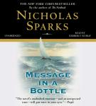 Message in a Bottle, Nicholas Sparks