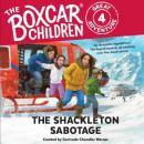 Shackleton Sabotage, JM Lee, Dee Garretson