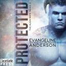 Protected: Alien Warrior BBW Paranormal Science fiction Romance, Evangeline Anderson