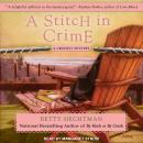 A Stitch in Crime Audiobook