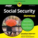 Social Security for Dummies, Jonathan Peterson