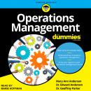Operations Management For Dummies, Dr. Geoffrey Parker, Dr. Edward Anderson, Mary Ann Anderson