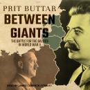 Between Giants: The Battle for the Baltics in World War II Audiobook