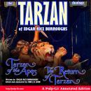 The Tarzan Duology of Edgar Rice Burroughs: Tarzan of the Apes and The Return of Tarzan Audiobook
