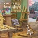 Homespun Homicide Audiobook
