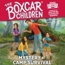 Mystery at Camp Survival Audiobook