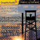 A Knife In The Heart [Dramatized Adaptation]: Hank Fallon 4 Audiobook