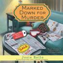 Marked Down for Murder Audiobook