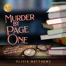 Murder By Page One: A Peach Coast Library Mystery from Hallmark Publishing Audiobook