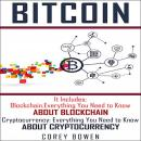 Bitcoin: 2 Manuscripts: Blockchain, Cryptocurrency Audiobook