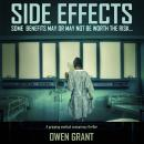 Side Effects: A Gripping Medical Conspiracy Thriller (Side Effects Series Book 1) Audiobook